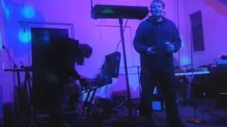 Rodger Stella/Andrew Coltrane/Weird Gary jam @ MUG