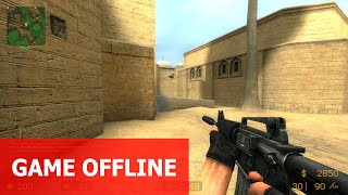 Cùng chơi Half Life 1.3 - Counter Strike 1.3 on PC