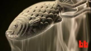 Sculpting in Solid Mercury, with Liquid Nitrogen (Popsci.com + BB Video)