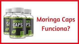IG - Moringa Caps 10 benefícios poderosos de beber moringa todos os dias?