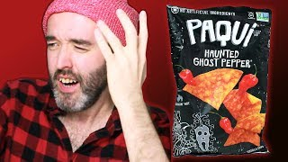 Irish people feelin' the heat with Spicy American chips! MERCH MADNESS: https://TRY.media/Merch Subscribe: https://TRY.media/Subscribe | Instagram: ...
