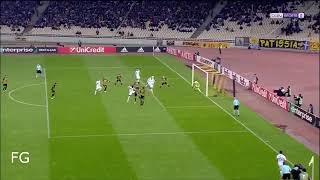AEK Athens vs Rijeka 2 2 All Goals & Highlights HD 2017 2018