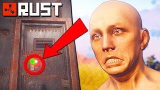 CODE RAIDING THE ADMIN - Rust Funny Moments