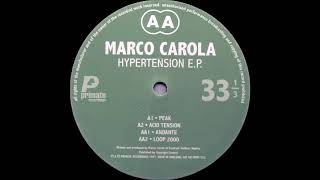 Marco Carola - Peak (Original Mix)