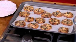 How To Make Christmas Florentines
