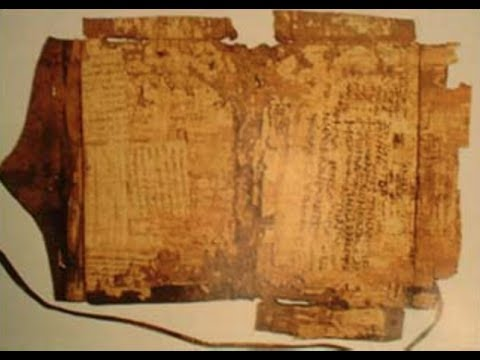 Vatican Forbidden Bible - The Revelation of Adam, Chief Archon Sends Sulphur & Asphalt Upon Earth