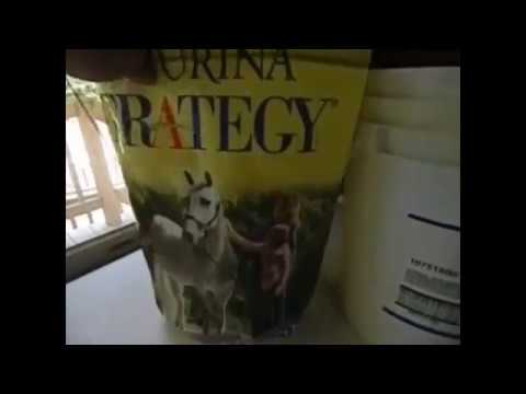 How to make a Trash Basket out of Animal Feed Bags