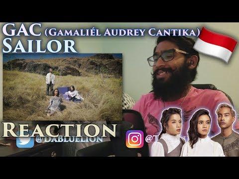 Canadian REACTS To GAC (Gamaliél Audrey Cantika) - Sailor (Music Video) ⚓