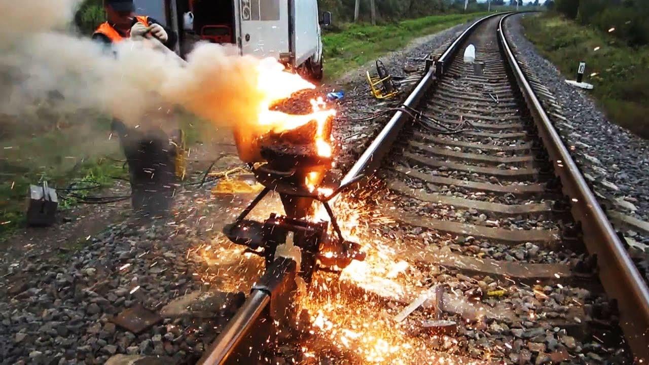 thermite welding
