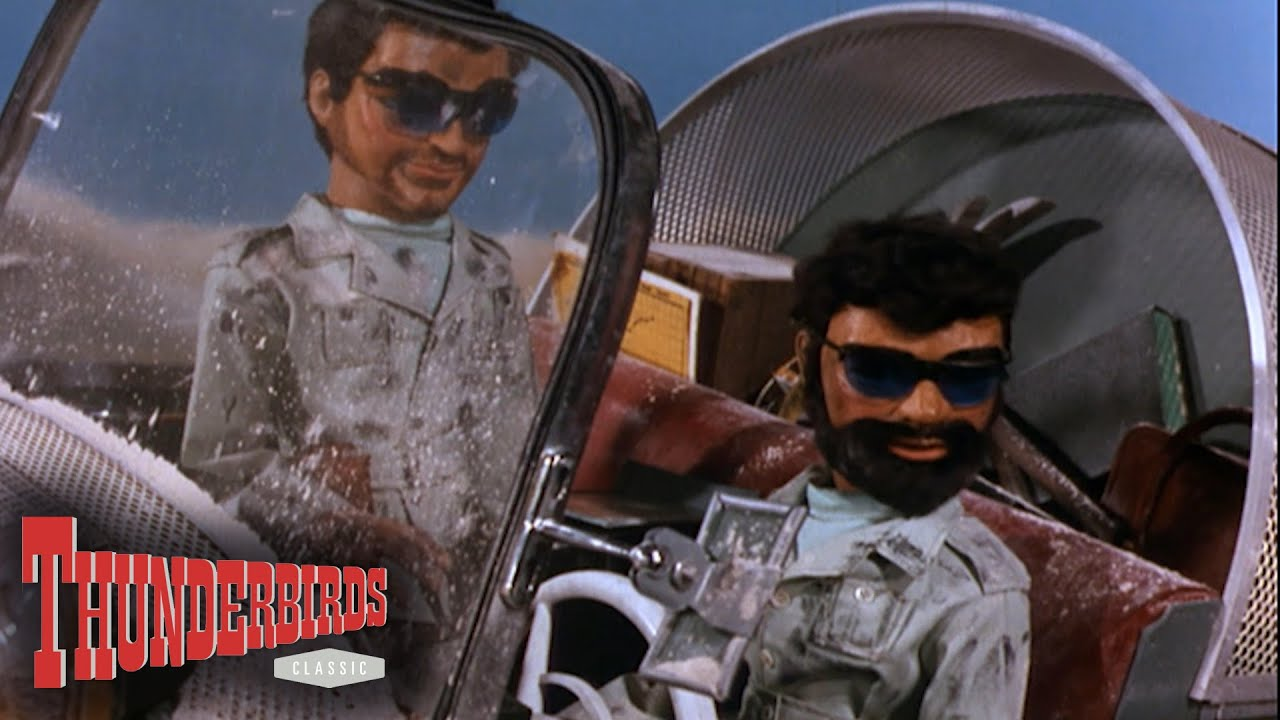 The Explorers Lose Their Trailer - Thunderbirds