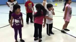 Candy man (kids dance)