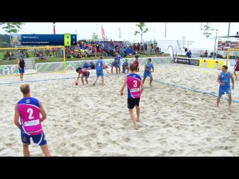 CBt 2016 - TSHV Camelot 1 vs. Beach & da Gang Munster - Group Man