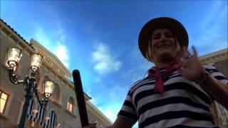 Gondola Ride-Las Vegas