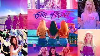 LOONA/ODD EYE CIRCLE - Girl Front (Instrumental Remake)