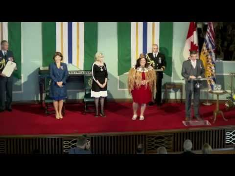Best of BC bestowed with Province's highest honour