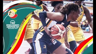 Full Game - Lakers v First Bank Basketball Club - FIBA Africa Women's Champions Cup 2018