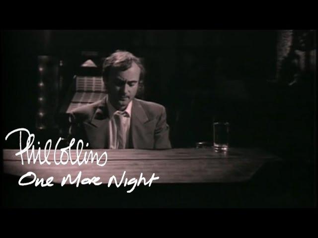 Phil Collins - One More Night(1984)歌詞 lyrics《經典老歌線上聽》