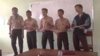 Lagu daerah dengan alat musik bambu