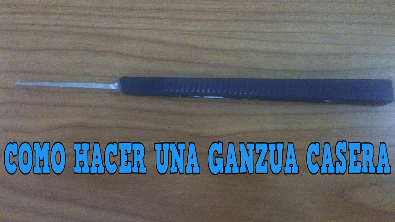 GANZUAS CASERAS PDF DOWNLOAD