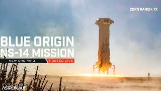 Watch Blue Origin test the Crew Capsule on their New Shepard Rocket!