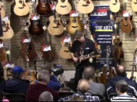 The Arts Music Store - Taylor Guitars Road Show 2014