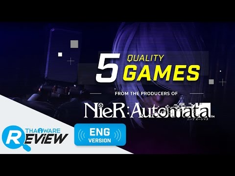 Five Quality Games from the Producers of NieR Automata (Platinum Games)