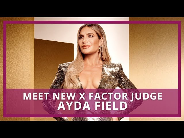 X Factor 2018 | Who is Ayda Field?