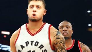 NBA 2k17 My Career - NBA Finals vs Blazers Ep.23