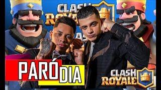 Baixar Mcs Jhowzinho e Kadinho - Agora Vai Sentar (KondZilla), Paródia Clash Royale