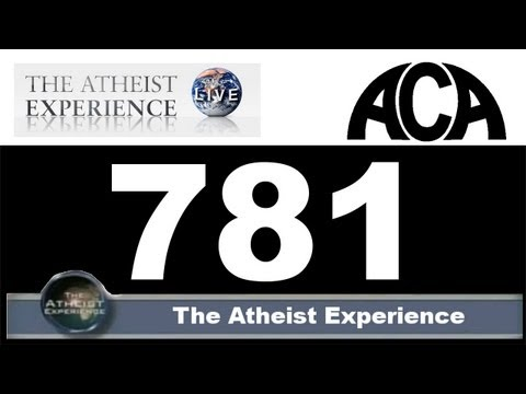 The Atheist Experience - Episode #781: Test Episode