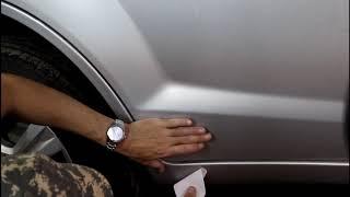 Антигравийные наклейки на дверь и арку для Lifan X60