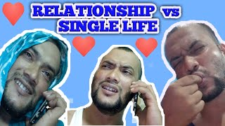 RELATIONSHIP vs SINGLE LIFE | assamese comedy video |Mustaque Bhuyan | mb world