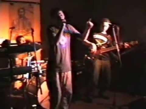 Indios Bravos - koncert - Schody Jazz Cafe Szczecin 17.04.2004