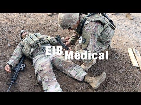 EIB | Medical Tasks for Expert Infantry Badge