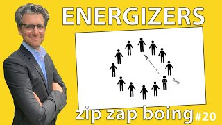 Energizers - Zip Zap Boing #20