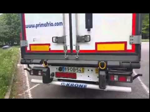 Camioneros cabreados