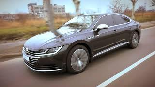 Volkswagen Arteon (Артеон) 2018 тест /обзор