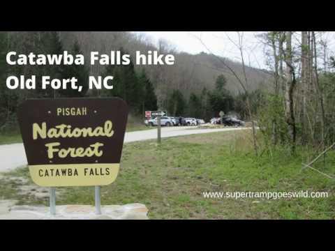 CATAWBA FALLS - Old Fort, NC