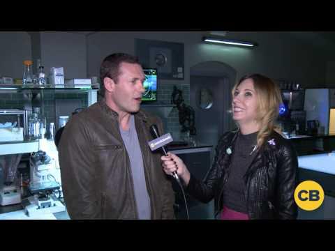 Jason O'Mara Talks Agents of SHIELD