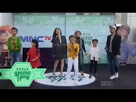 "Jojo Idol Jr  ""Zapin Laksmana Raja Di Laut""  - Rumah Mama Amy (29/12)"