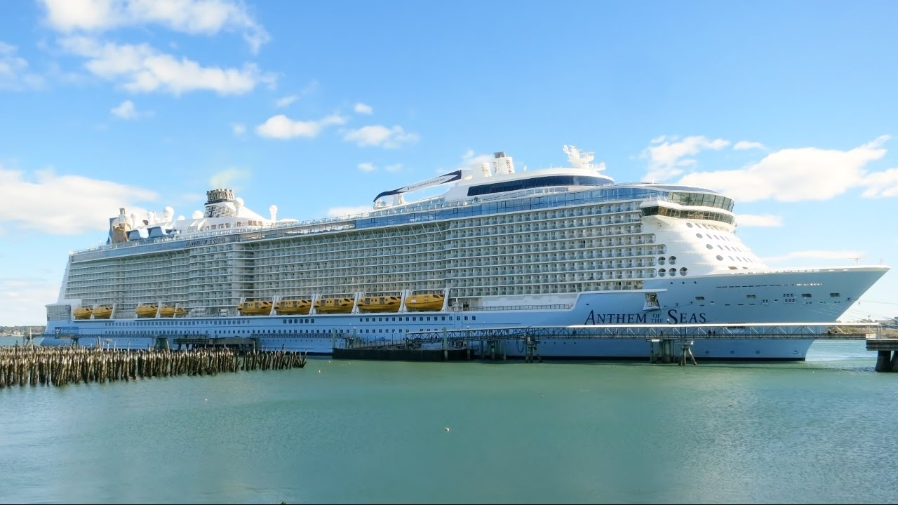 Canada And New England Cruise Anthem Of The Seas Youtube