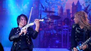 Trans-Siberian Orchestra Violinist and Guitarist