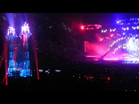 "Trans-Siberian Orchestra Final Song"" Christmas Eve/ Sarajevo Tampa Florida 12/15/2012"