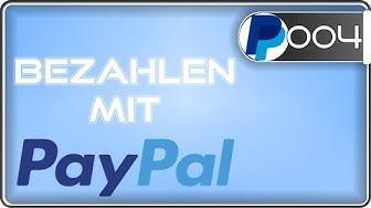 Mit Paypal bezahlen – einkaufen
