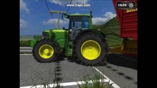 farming simulator 2011 neisemer map silage multiplayer