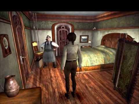 (PS2) Syberia RUS-sound Gameplay PCSX2 1.0.0