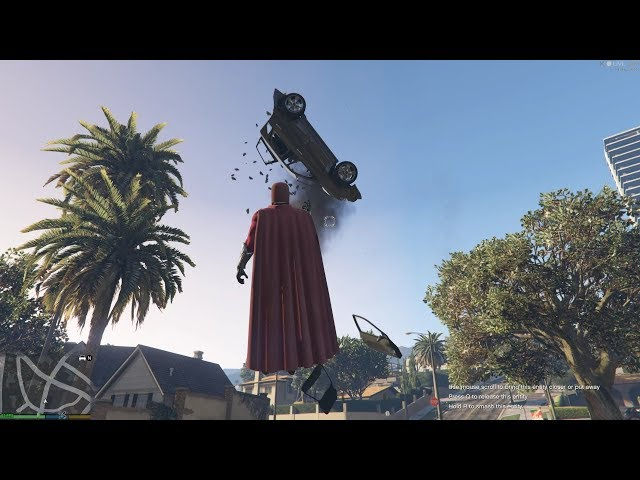 Grand Theft Auto V Mod Allows You to Play as Magneto | eTeknix