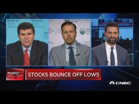 Matrix's David Katz: Next 10% Move in Stocks will be Higher, Not Lower