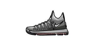 Nike KD9 ELITE 鞋評影片/Nike KD9 ELITE performance review