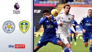 Überragender Bamford pusht Leeds nach vorne! | Leicester - Leeds Utd. 1:3